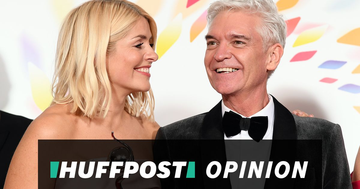I Wish Phillip Schofield Coming Out Wasn't News. But Visibility Is Still Everything