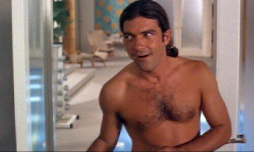 Antonio Banderas, en 'Two Much'.