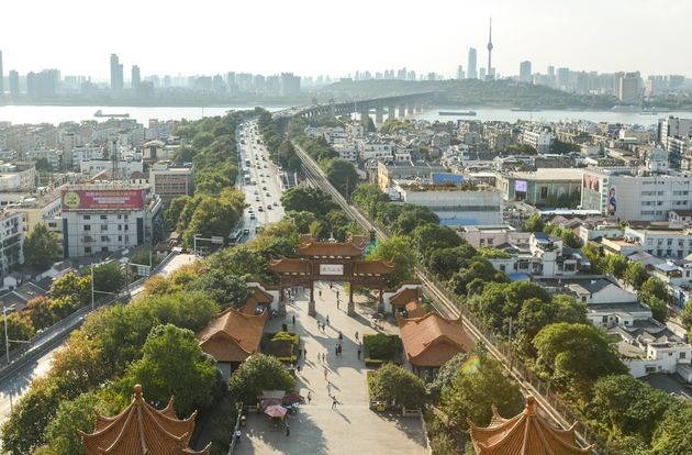 Wuhan is just like any other modern metropolitan city filled with people, culture and things to