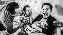Ces 21 photos de naissance saisissantes capturent la force des
