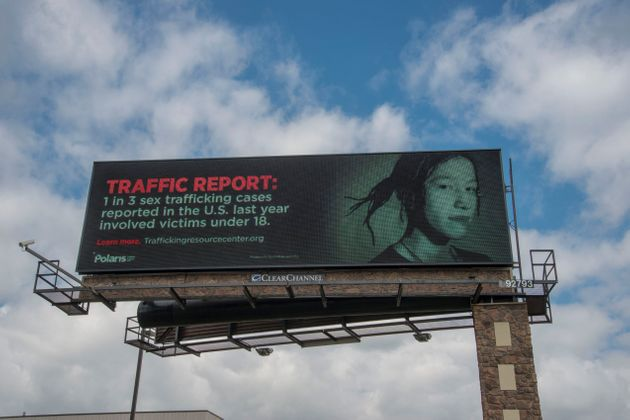 The National Human Trafficking Hotline produces statistics based on anonymous reports and does not vet or verify cases. A significant percentage of reports come from foster care facilities.