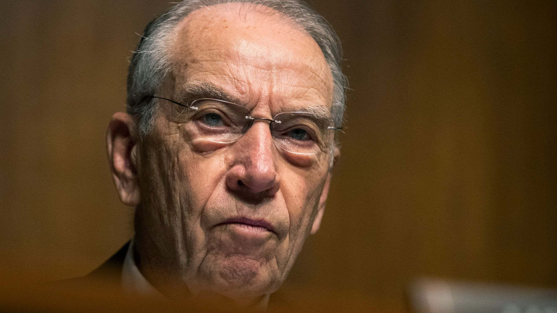 Ex-Ethics Chief Scorches Sen. Grassley For Deafening Silence On Trump Witness Purge