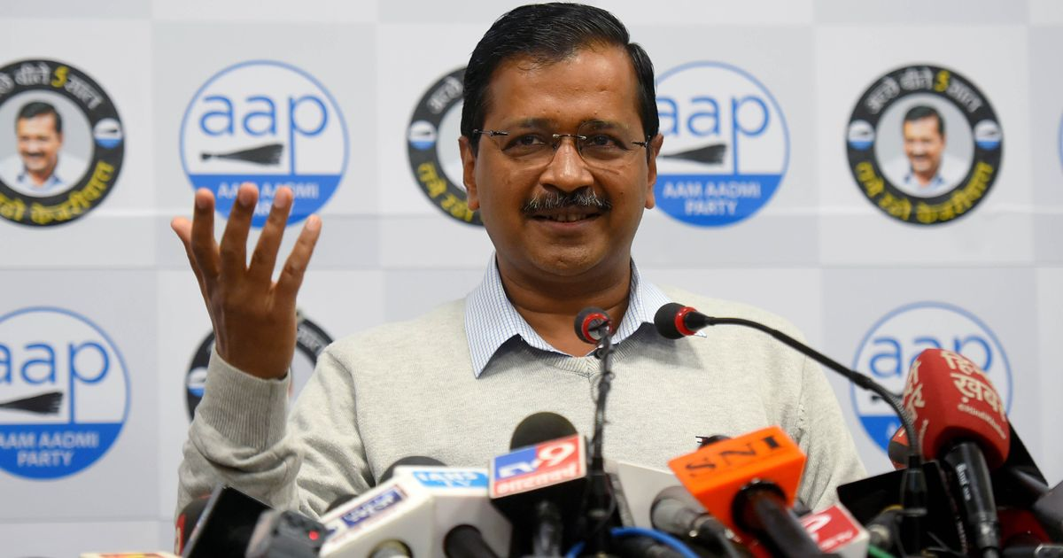 Delhi Elections 2020: Kejriwal Makes 'Special Appeal' To Women Voters