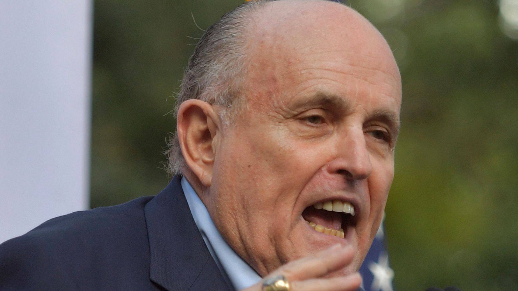 Watchdog Group Calls For Criminal Probe Into Rudy Giuliani's Ukraine Role