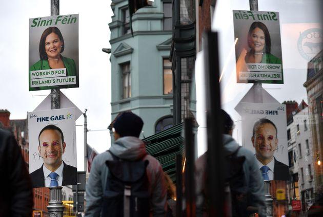 Ιρλανδία: Στις κάλπες...