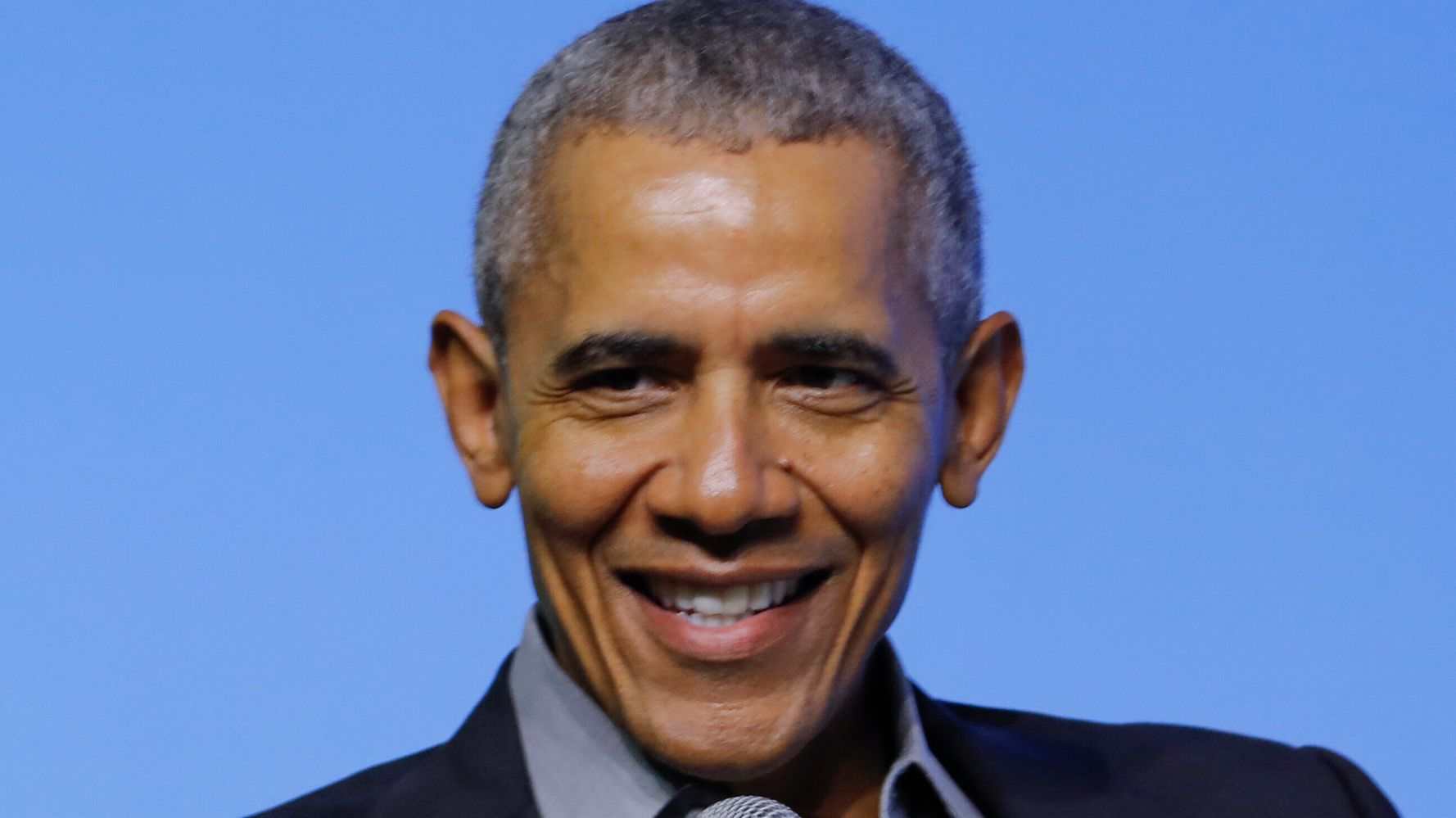 Westlake Legal Group 5e3e80a6220000ca0e23ec08 Ex-Obama Photographer Highlights Trump's Vindictiveness With Old Prank Snap