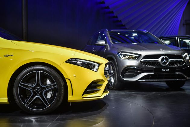 Mercedes-Benz has Launched a Series of New Products at the Auto Expo. Here's What you can
