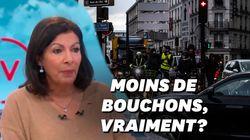 Les bouchons ont-ils diminué dans Paris comme le dit