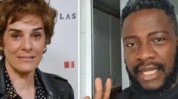 Anabel Alonso destroza a Bertrand Ndongo (Vox) por decir que las mujeres de izquierdas necesitan