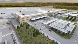 Ετσι θα είναι το νέο αεροδρόμιο Κρήτης, στο Καστέλι