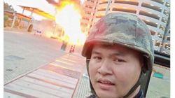 Sergente in Thailandia apre il fuoco sulla folla in un centro commerciale e fa diretta facebook: 20