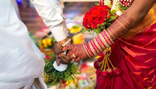 How I Struggled In An Arranged Marriage As An Asexual