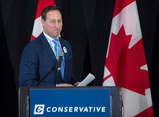 Peter MacKay during the annual general meeting of the Nova Scotia Progressive Conservative party in Halifax...