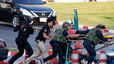 UPDATE: die thailändischen Soldaten Erschossen Nach der Tötung Von 21 Menschen In der Mall Rampage