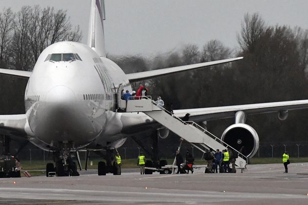 Coronavirus Latest: Final Evacuation Flight Lands In UK As Death Toll Surpasses SARS Outbreak