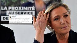 Aux municipales, Marine Le Pen s'engage pour les SDF (de type