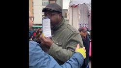 Que s'est-il passé au marché de Vitry, où un candidat LREM a proféré des
