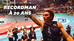 Renaud Lavillenie n'est plus recordman du monde de saut à la