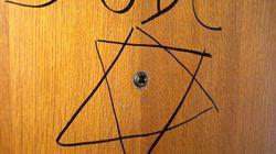 Ancora un episodio a Torino: tracciata una stella di David sulla porta di