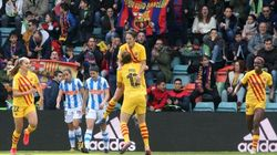 El Barça, campeón de la Supercopa femenina tras arrollar a la Real Sociedad