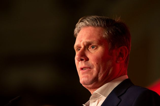 Keir Starmer Campaign Denies It 'Hacked' Into Labour Membership