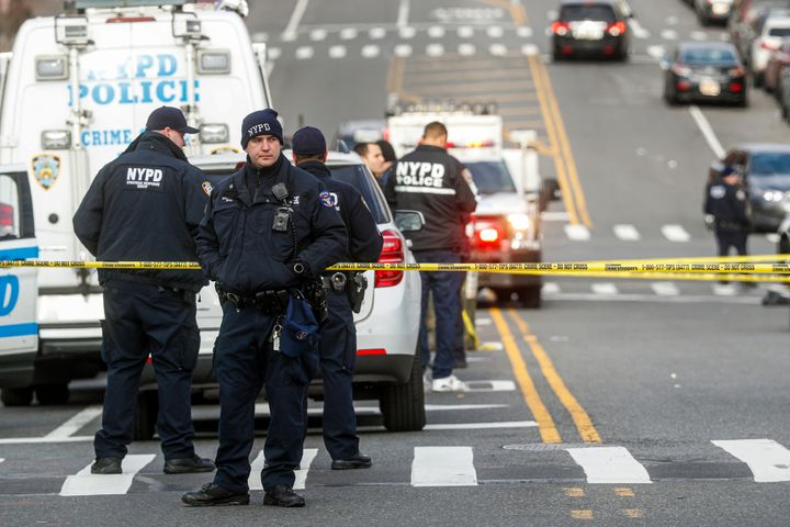 Westlake Legal Group 5e401dd52400005200c1dd40 2 New York City Police Officers Shot In Separate Targeted Attacks