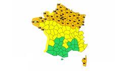Face à la tempête Ciara, 42 départements placés en vigilance