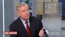 Lindsey Graham Verteidigt Trump Feuern Anklage Zeugen