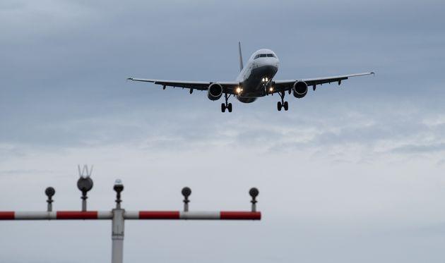 La tempête Ciara perturbe les vols et donne du fil à retordre aux pilotes (photo