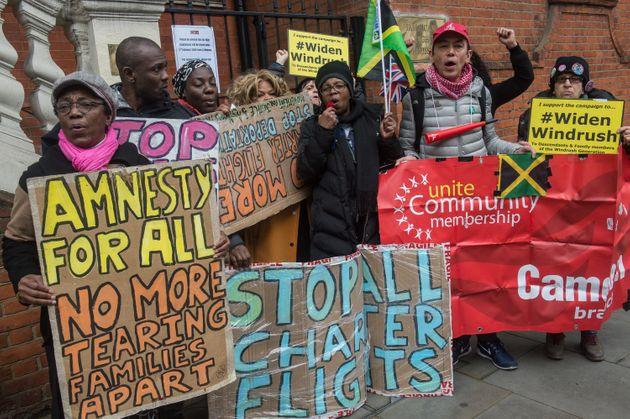 Halt Jamaica Deportation Flight Until Windrush Report Released, MPs And Peers Tell PM