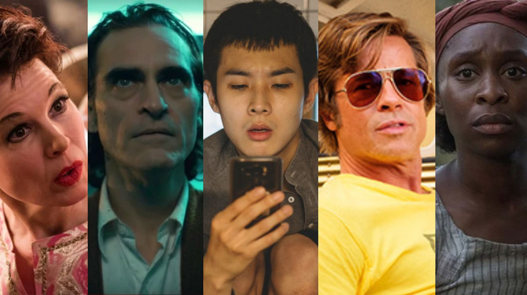 Here's Your Complete List Of Oscar Winners