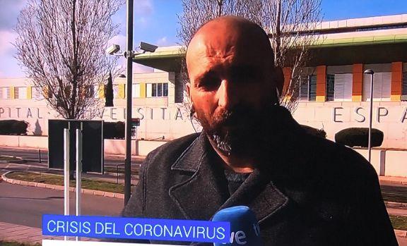 Noticia sobre el coronavirus en