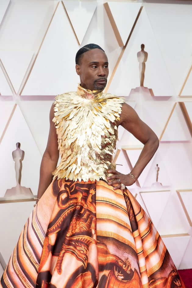 Billy Porter at the 2020