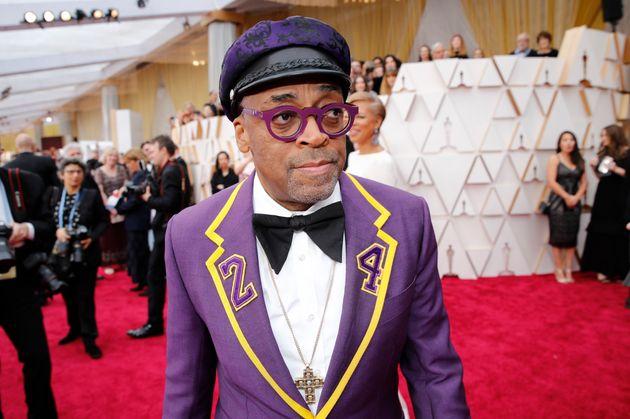 Aux Oscars 2020, Spike Lee était en Kobe Bryant de la tête aux