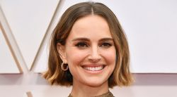 Natalie Portman Drags Oscars With Cape Embroidered With Snubbed Female
