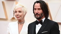 Keanu Reeves Brought His Mom To The Oscars, Wins Best