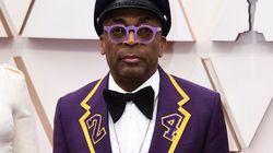 Sur le tapis rouge des Oscars, Spike Lee était en Kobe Bryant de la tête aux