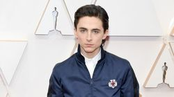 Timothée Chalamet Is The Man Of Our Memes At The