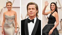 Todos los vestidos de la alfombra roja de los Oscar
