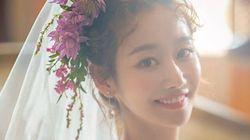 크레용팝 금미가 결혼과 임신 소식 알리며 쓴 글