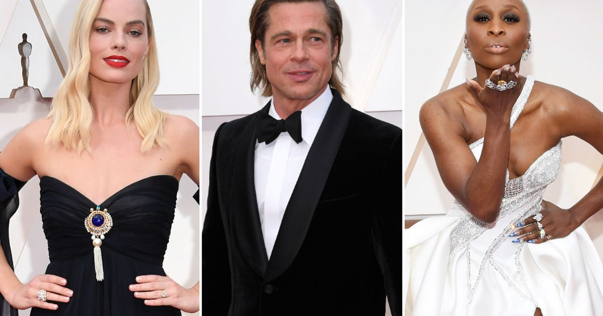 All The Red Carpet Photos You Need To See From This Year's Oscars