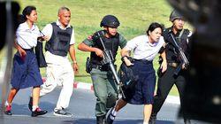 タイの治安部隊、銃乱射の犯人を射殺 死者は少なくとも29人