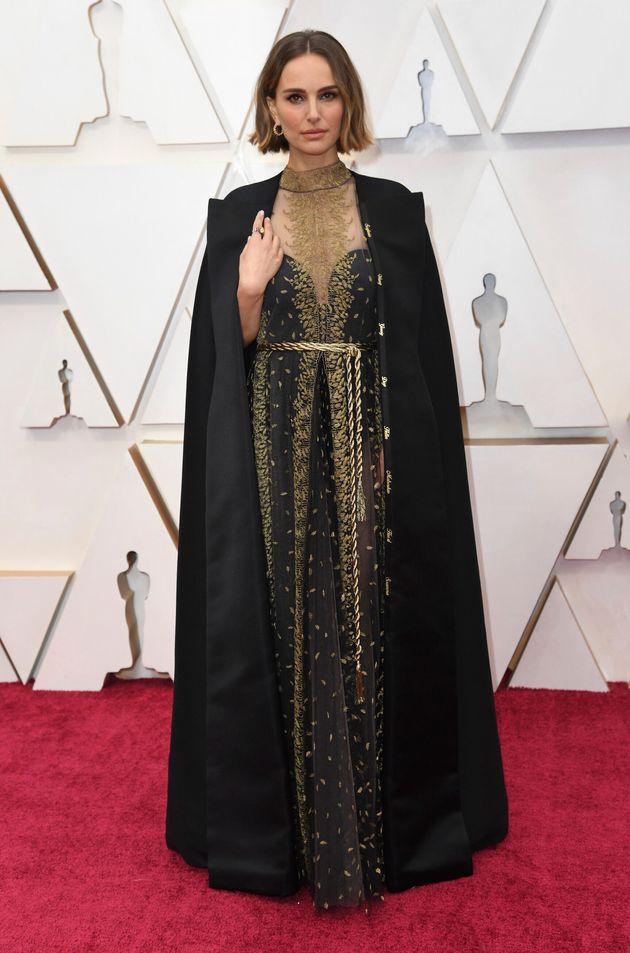 Aux Oscars 2020, Natalie Portman s'en prend au manque de