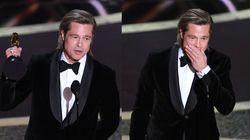 Emotional Brad Pitt Dedicates First Acting Oscar Win To Kids: 'I Adore