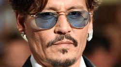 Johnny Depp y la