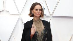 Natalie Portman a trouvé une façon subtile de dénoncer le manque de parité aux