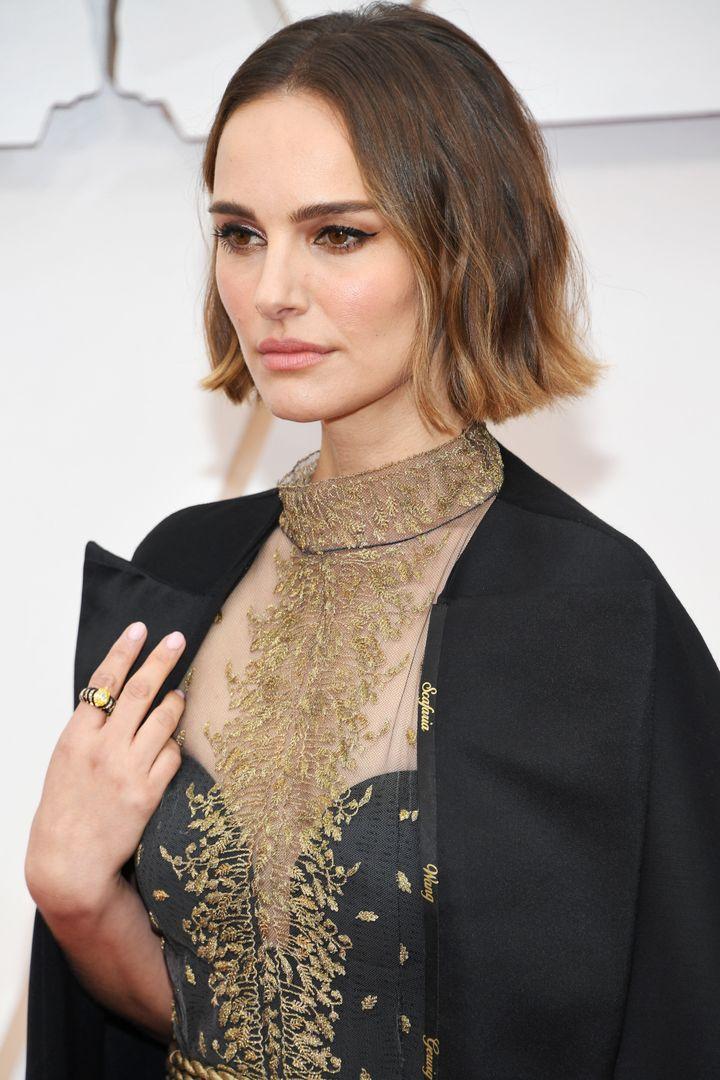 Natalie Portman, de cerca.
