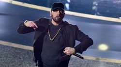 Eminem Gives Surprise Performance At Oscars, Puzzling