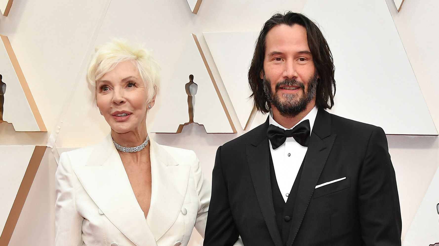 The Best Couples On The Oscars Red Carpet Were Celebs And Their Moms