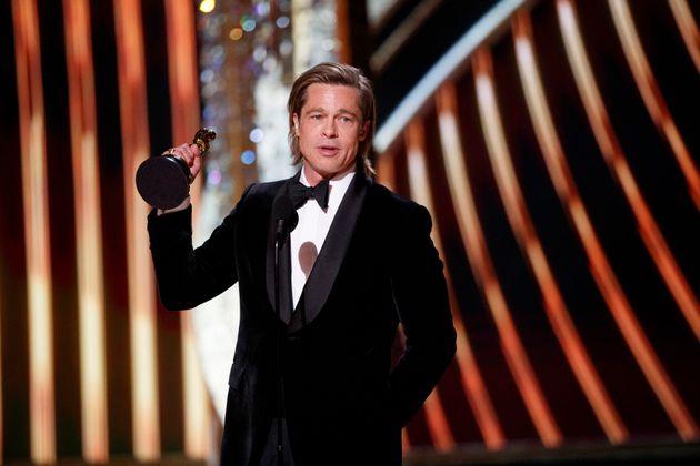 Oscars 2020: une victoire très émotive pour Brad